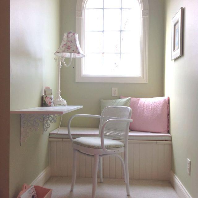 36+ Desk in dormer window trends