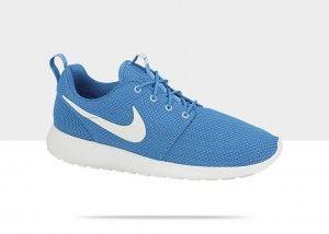 nike free run licht blauw