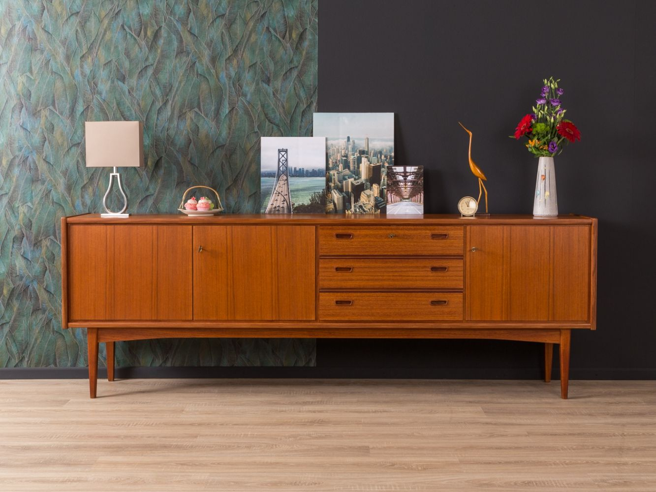 german sideboard by bartels from the 1960s vintage design storage rh pinterest com