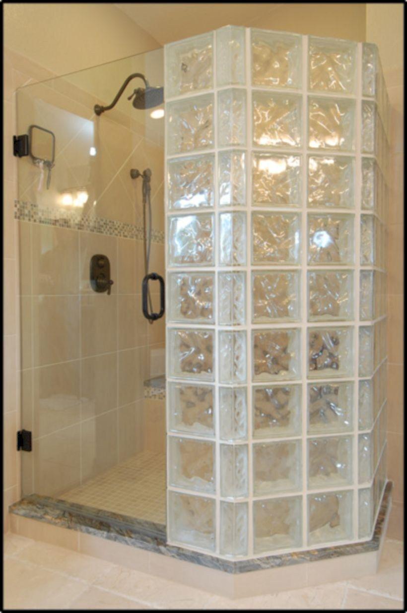 Standing Shower Organization Ideas