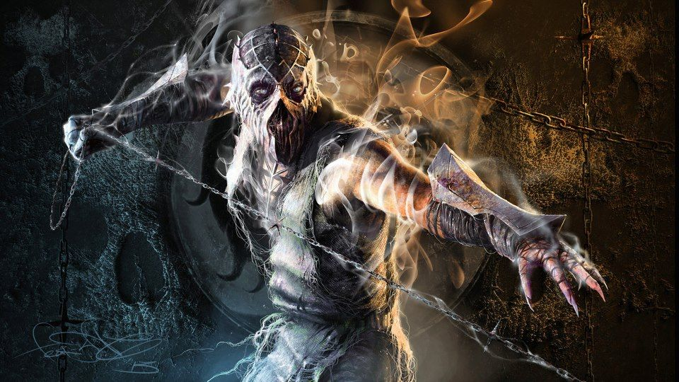 Fantasy Never Ending Story Mortal Kombat X Wallpapers Mortal