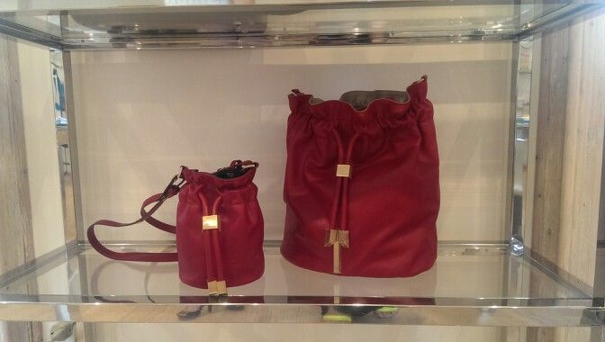 Le borse/sacca di Raoul SS2014 #htcfashionweek