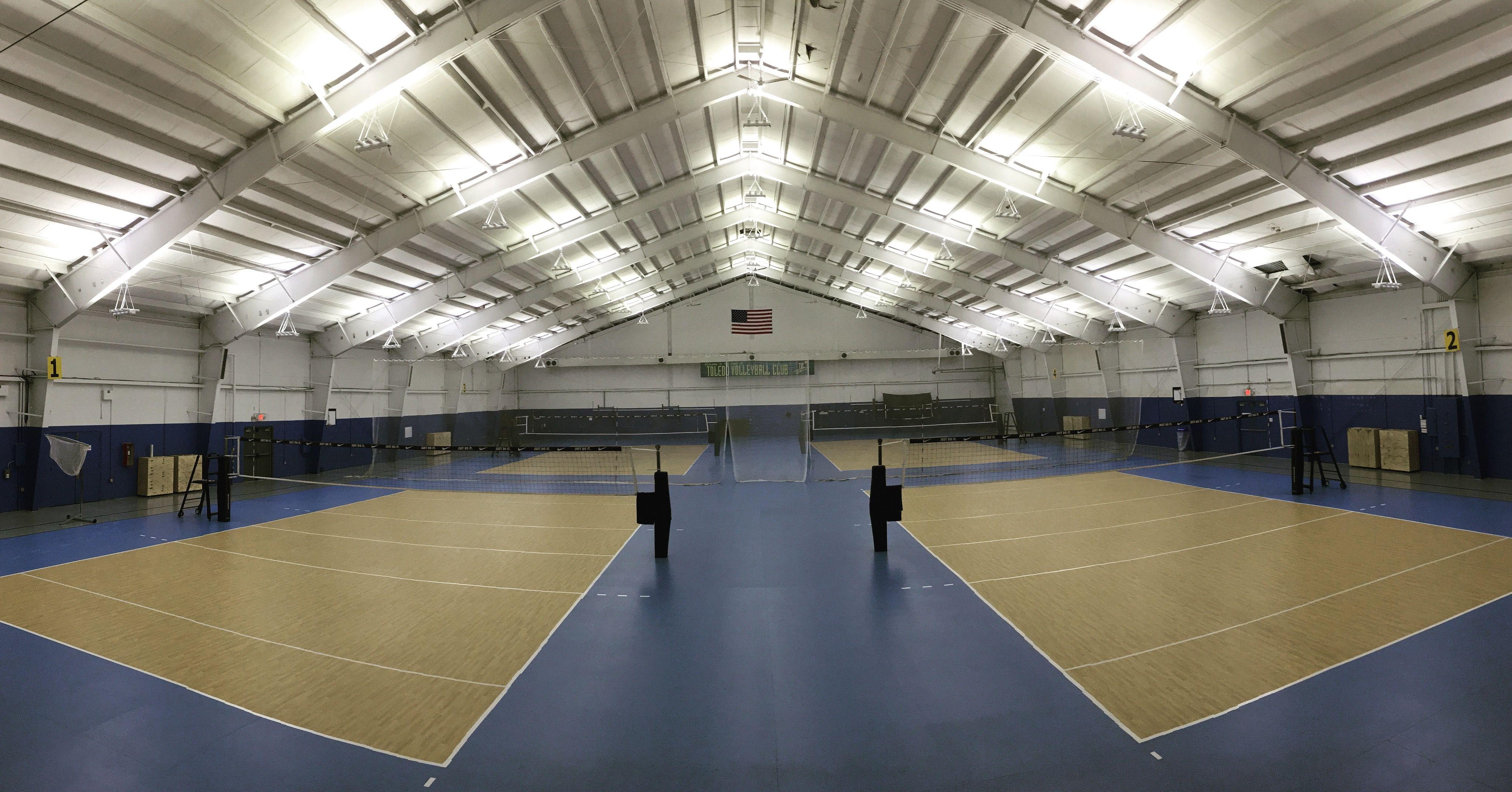 Toledo Volleyball Club In Ohio Outdoor Volleyball Net Volleyball Net Volleyball