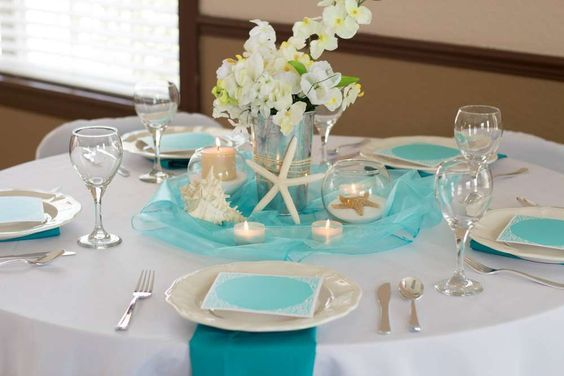sand pearls and starfish wedding party ideas beach centerpieces rh pinterest com