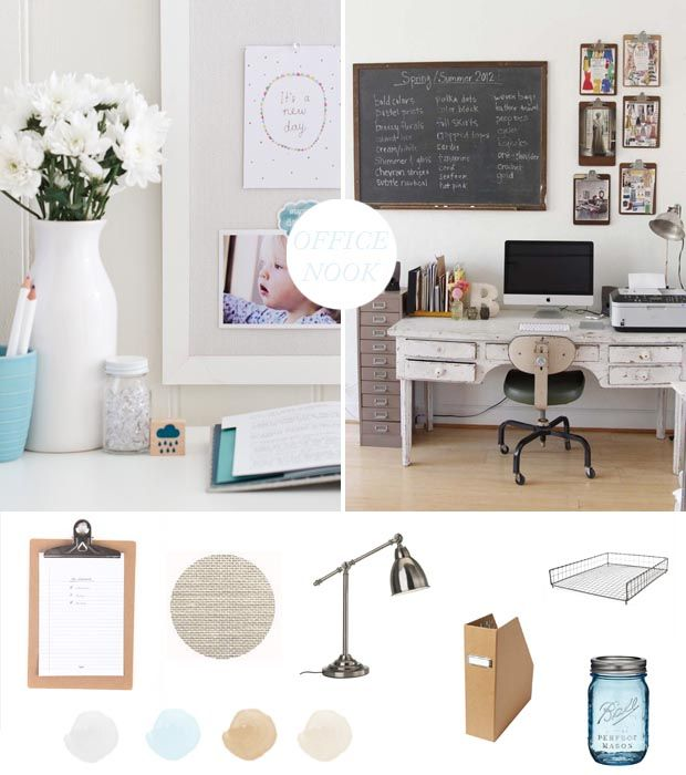 office nook ideas. Office Nook   She Sows Seeds Ideas