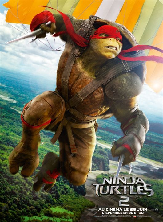 Teenage Mutant Ninja Turtles Out Of The Shadows 2016 By Dave