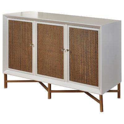 george oliver courter 3 drawer woven door credenza products rh pinterest com