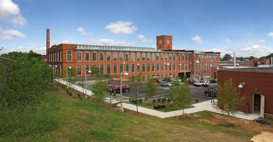 BUILDING TWO (BAG FACTORY) - GOLDEN BELT MANUFACTURING CO. | Open Durham