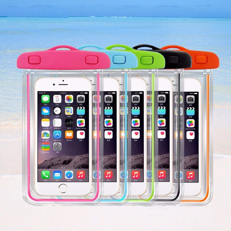 universal waterproof case pouch bag for smartphones iphone 6 case styles phone iphone. Black Bedroom Furniture Sets. Home Design Ideas