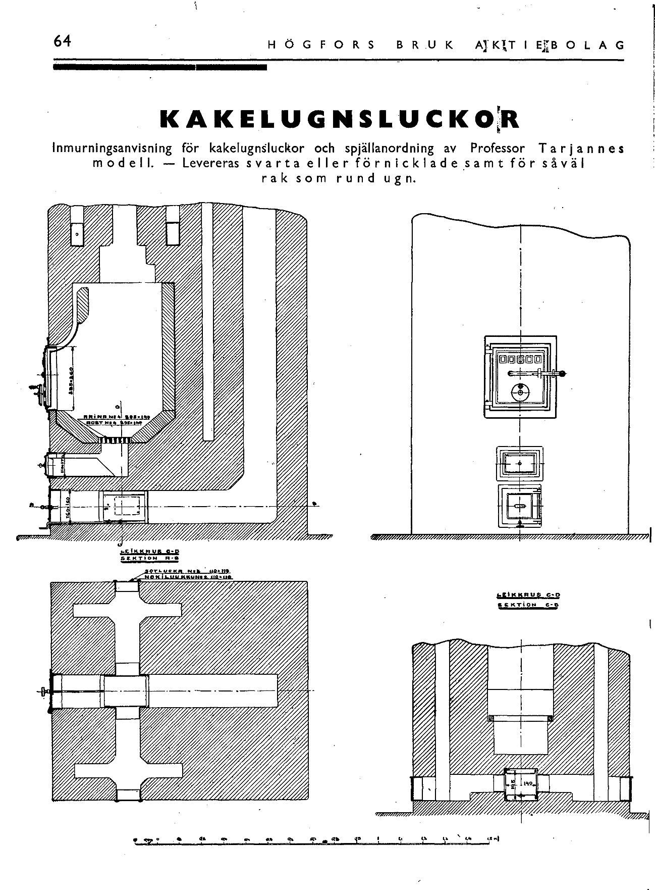 Byggnads- och hushållsgjutgods, Karkkila 01.02.1936 - Pienpainatteet - Digitoidut aineistot - Kansalliskirjasto