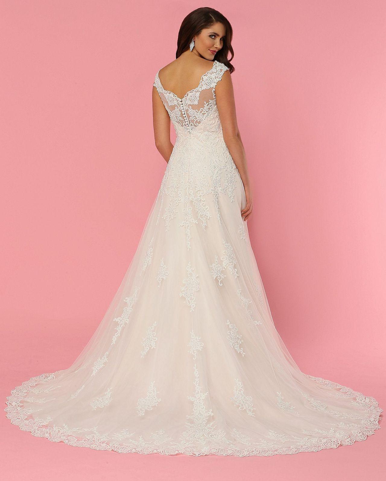 Fall in Love DaVinci Bridal\'s Style #50444 ❤   DaVinci Bridal ...