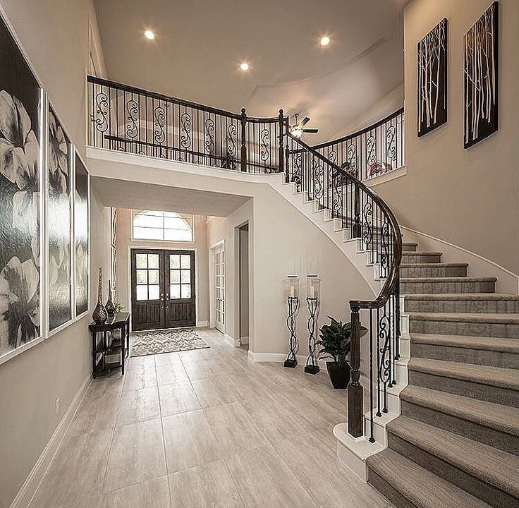 Beautiful Staircase, Doors, Design, And Decor. This