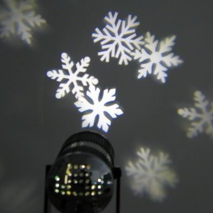 snowflake light projector indoor - Google Search