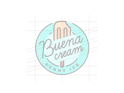 Buena Cream - Branding identity