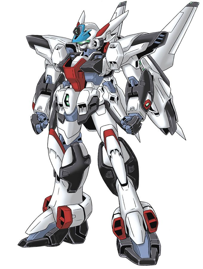 wildraubtier from super robot wars original generation anime
