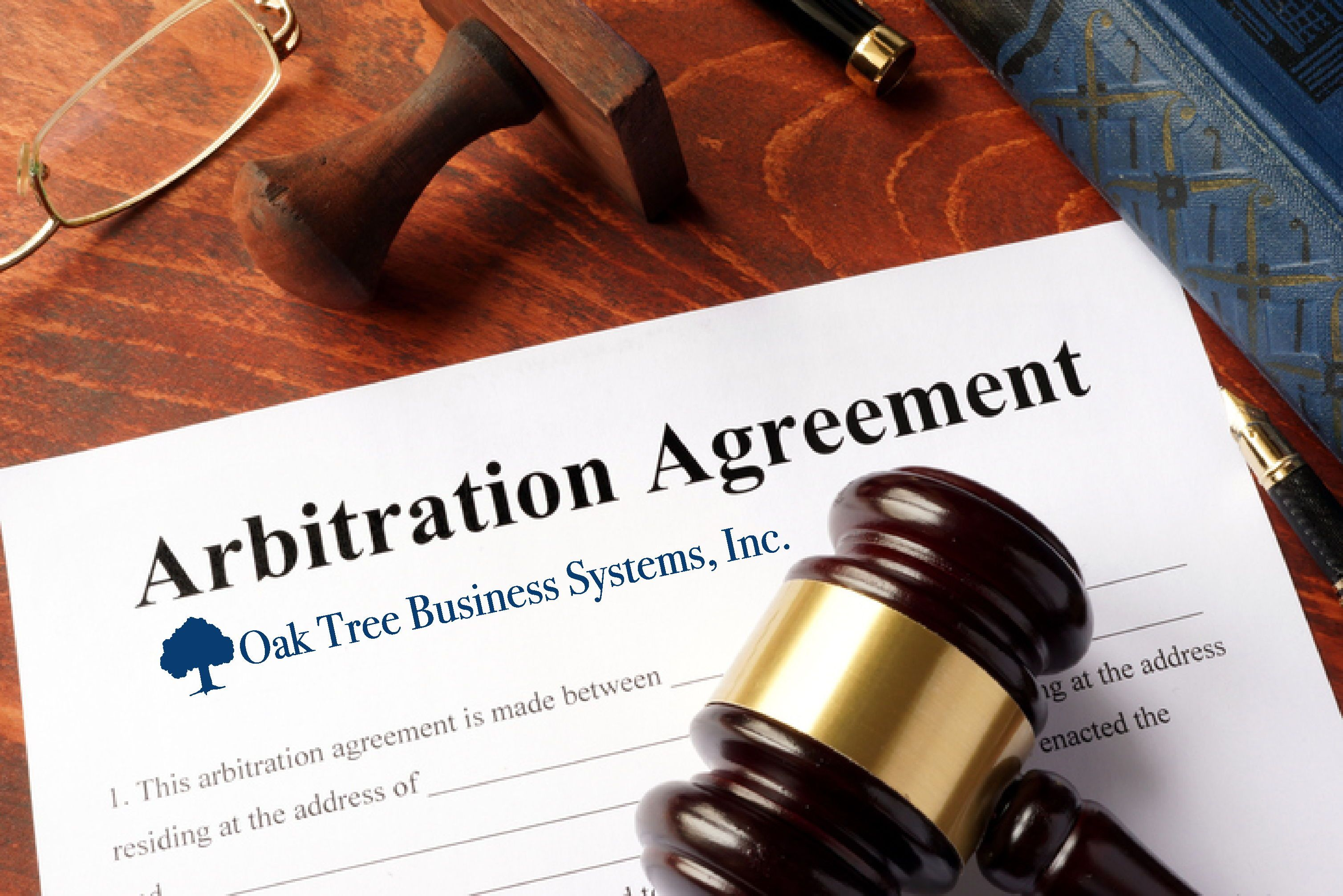 Arbitrate or not to Arbitrate? Oak Tree's carefully