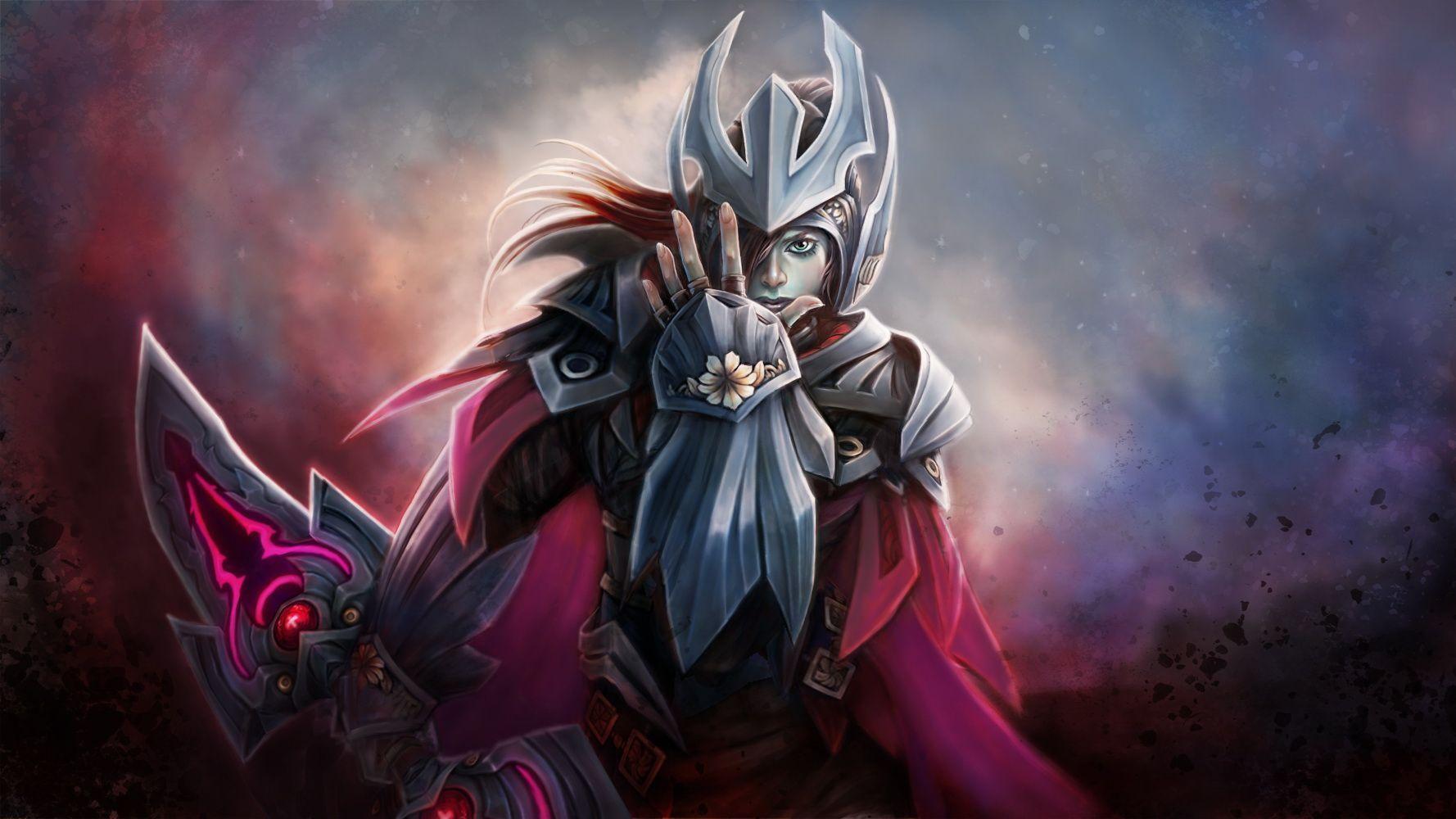 Resultado De Imagen Dota 2 Phantom Assassin Arcana Wallpaper