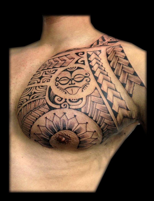 By Heikua #tattoo #maori #tribal #polynesian #polinesio