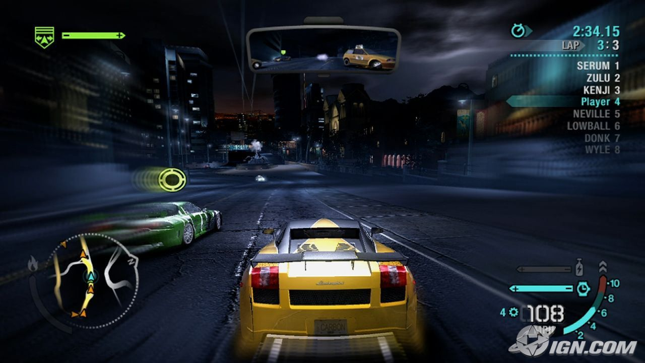 download nfs carbon trainer 14
