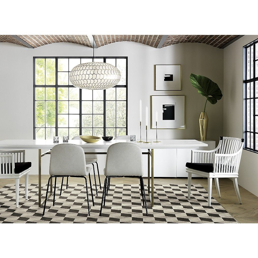Shop Carmen Mango Wood Dining Tablewhitepainted Mango Wood New Mango Wood Dining Room Table Decorating Inspiration