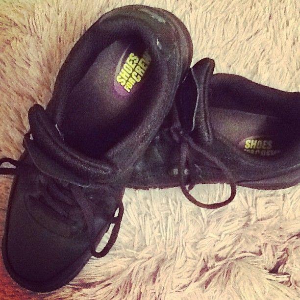 mcdonalds, Your shoes