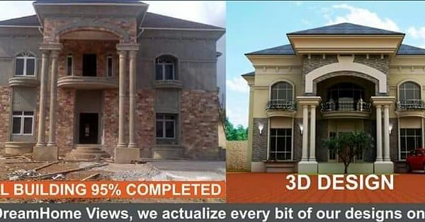 We don\u0027t just design your dream home alone we actualize them to your