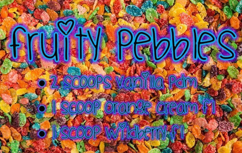 Fruity Pebbles Herbalife Nutrition Shake Shop @ chelseareitz