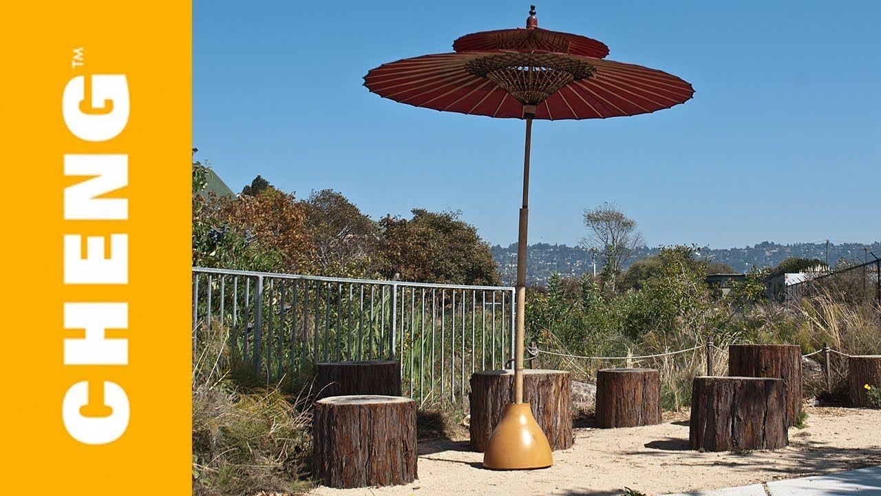 Water Resistant Patio Umbrella