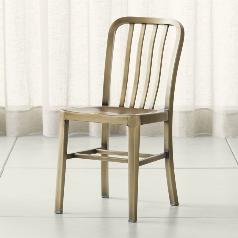 Delta Brass Dining Chair Metal Dining Chairs Black Dining