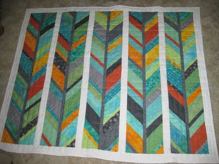 Beths scout quilt finished 2013 how to finish a quilt