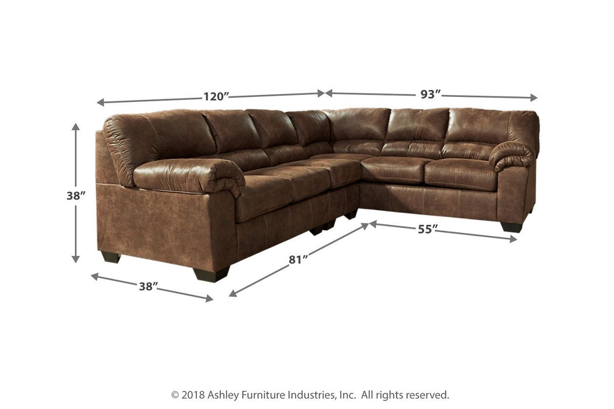 Best Bladen 3 Piece Sectional 3 Piece Sectional Sectional 640 x 480