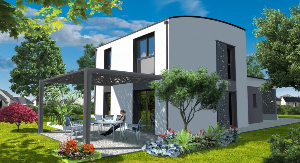 maisons habitat plus cool faire construire sa maison par le de maison habitat plus plans de. Black Bedroom Furniture Sets. Home Design Ideas