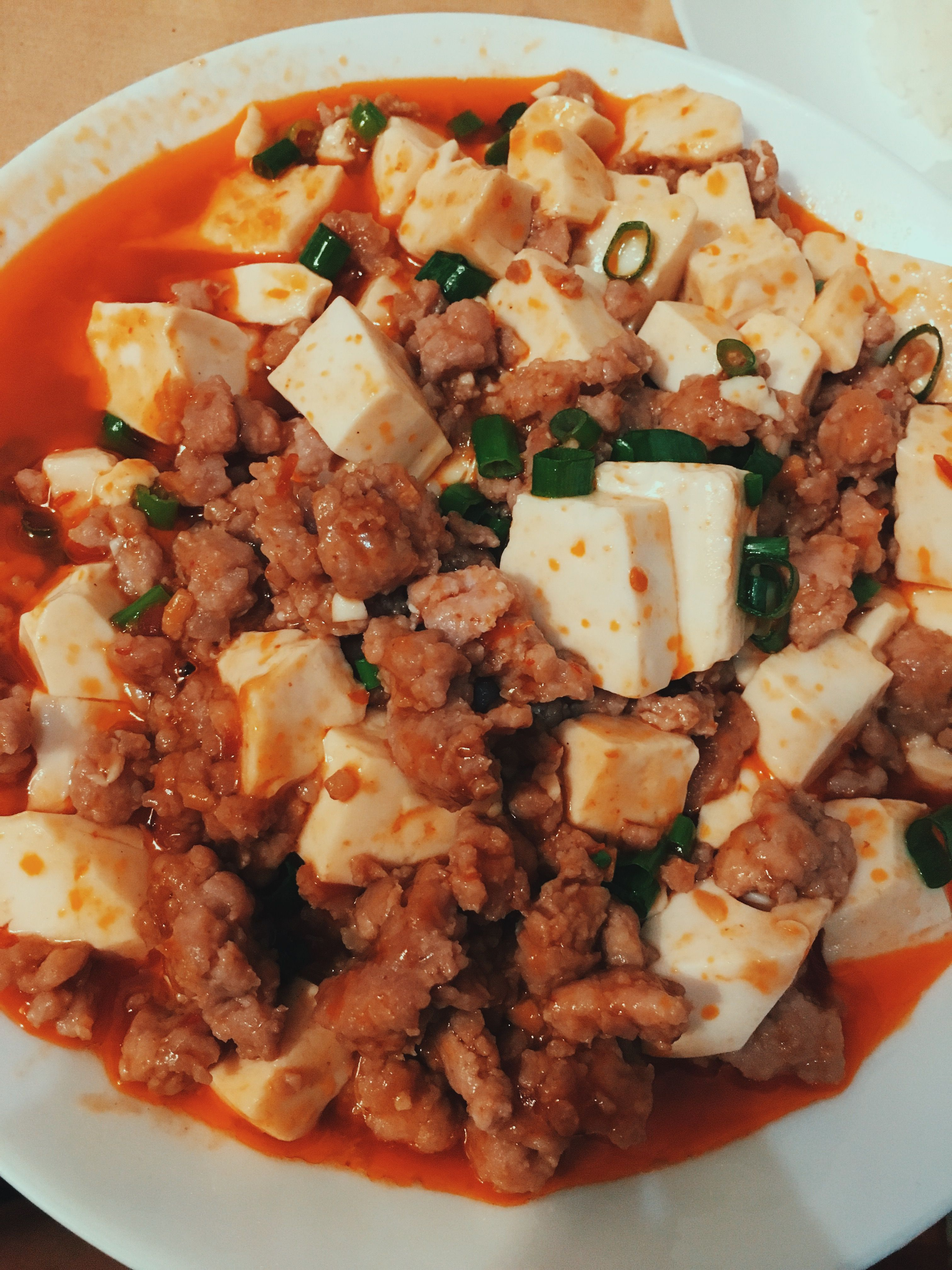 Hong Kong Travel Instagram Aesthetic Things To Do In Mapo Tofu Recipe Chinese Food Food Asian Recipes Main Meals