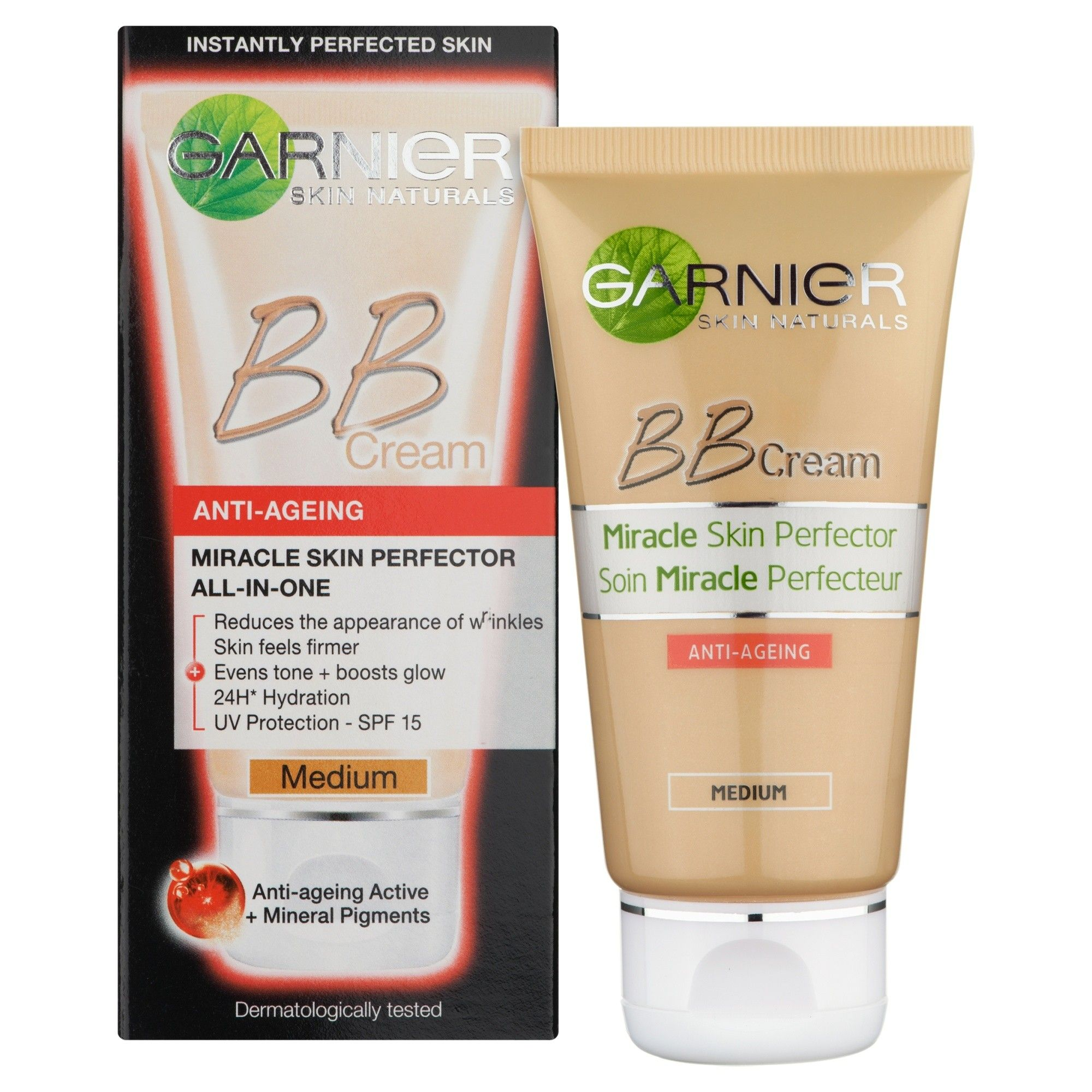 Garnier Bb Cream Anti Ageing Medium Anti Aging Skin Care Skin