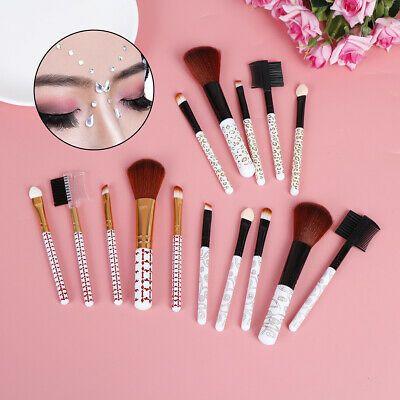 Photo of 5Pcs Pro Makeup Brushes Set Blush Eyeshadow Make up Brush Kits Brush Tool OQQA