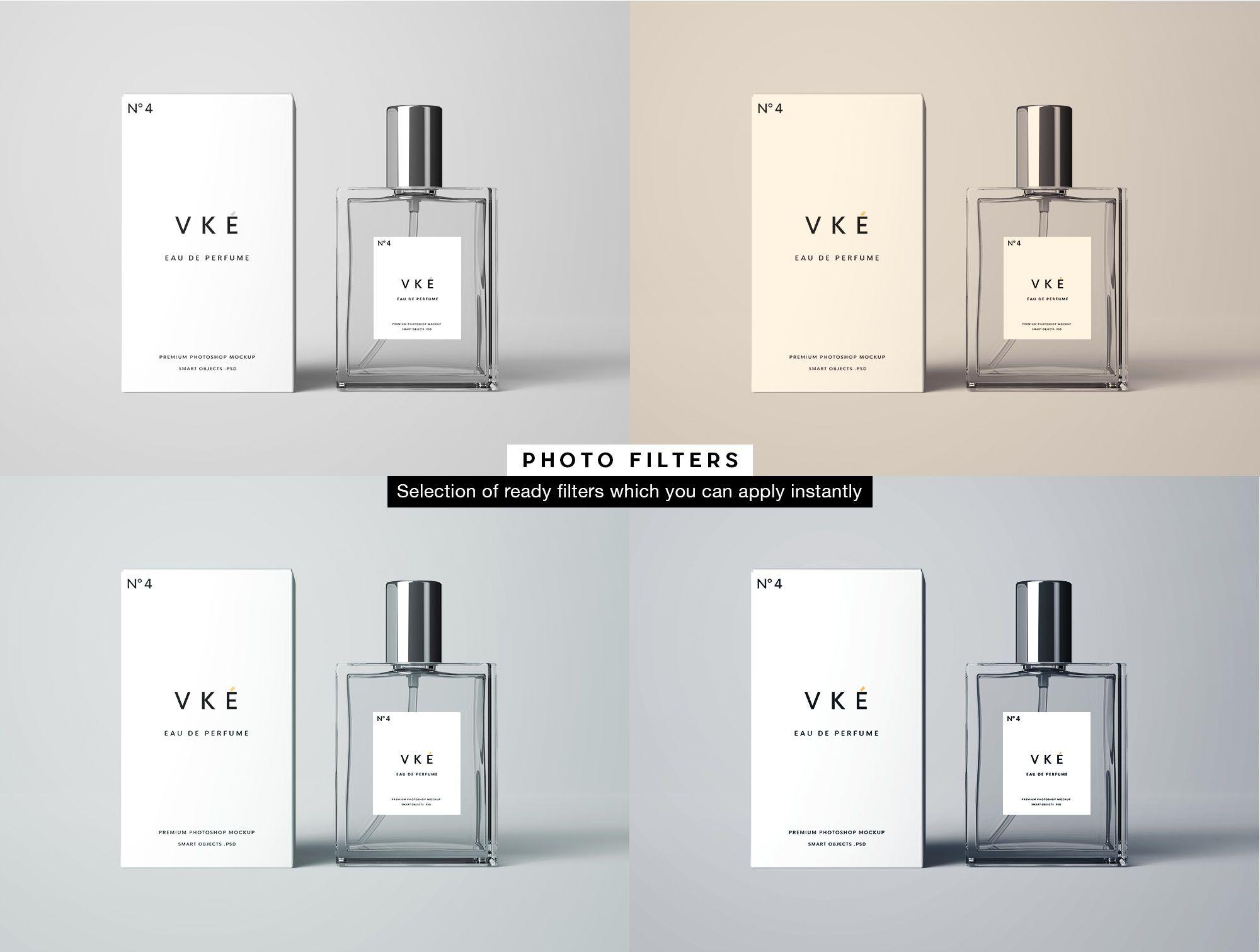 Download Perfume Package Mockup Perfume Packaging Perfume Mockup