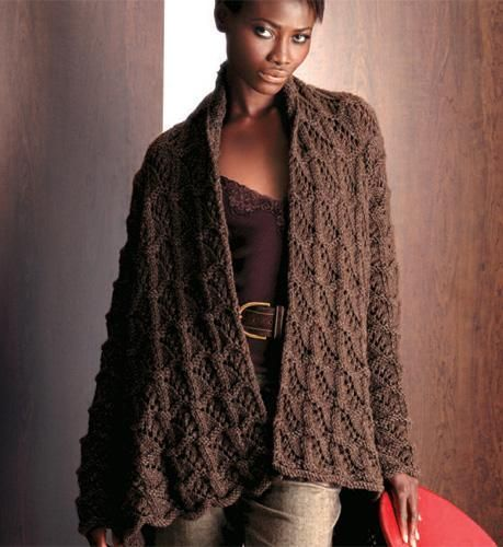 Outstanding Knitted Wrap Patterns Mold Easy Scarf Knitting