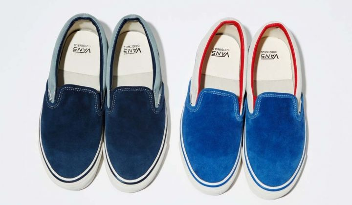 A Closer Look At The Vans Vault x WTAPS Fall/Winter 2013 Collection - SLAMXHYPE