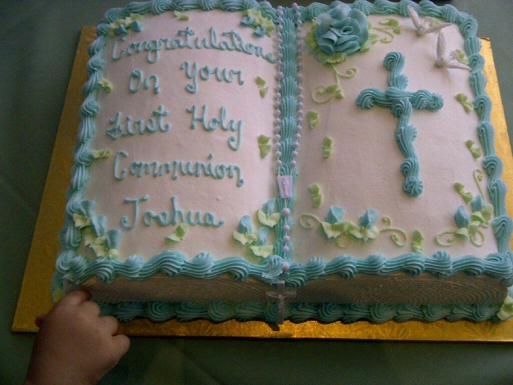 Bookcake bible cake book cakes holy communion cakes