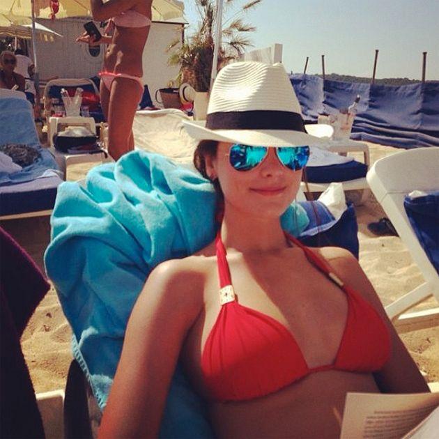 Stefania Fernández from Venezuela