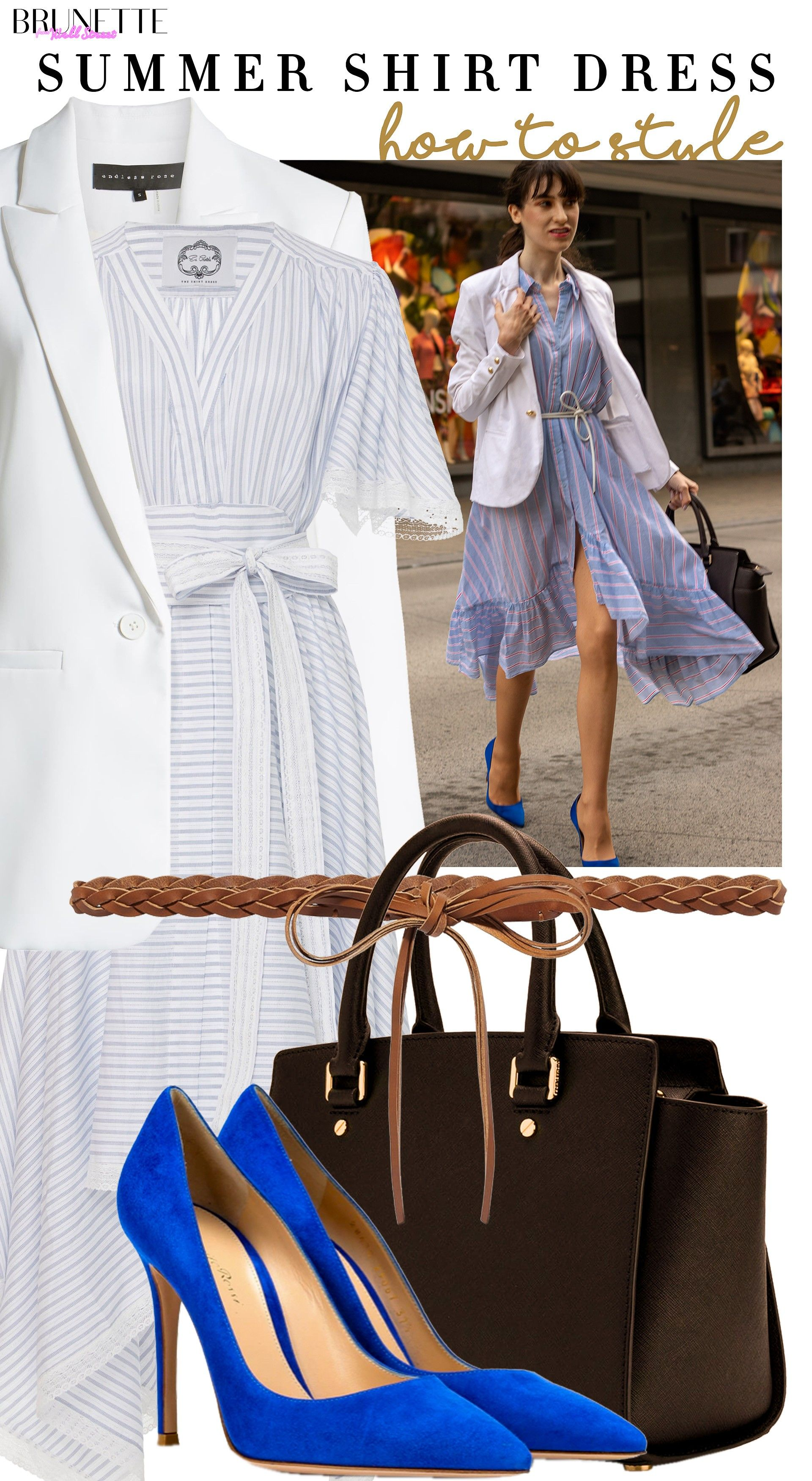 5 Summer Work Dresses You Can Wear Basically Everywhere Proven Summer Work Dresses Summer Work Outfits Summer City Fashion [ 3500 x 1920 Pixel ]