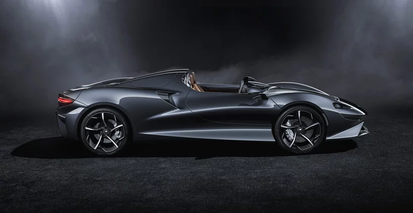 Mclaren Reveals Elva Supercar With No Roof Windows Or Windshield New Mclaren Super Cars Mclaren