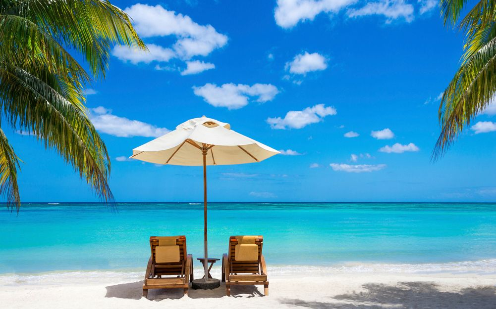 Wer braucht jetzt auch Strand und Meer? Wir bringen euch den Urlaub ...