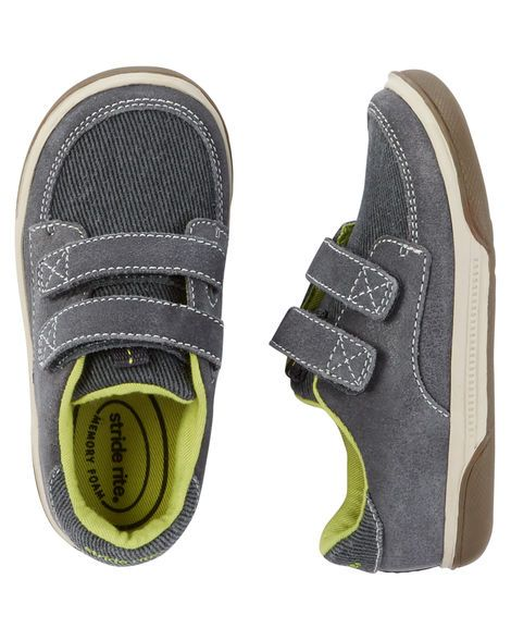 e4c45d9cb59c Stride Rite Zach Sneaker from Carters.com. Shop clothing   accessories from  a trusted name in kids
