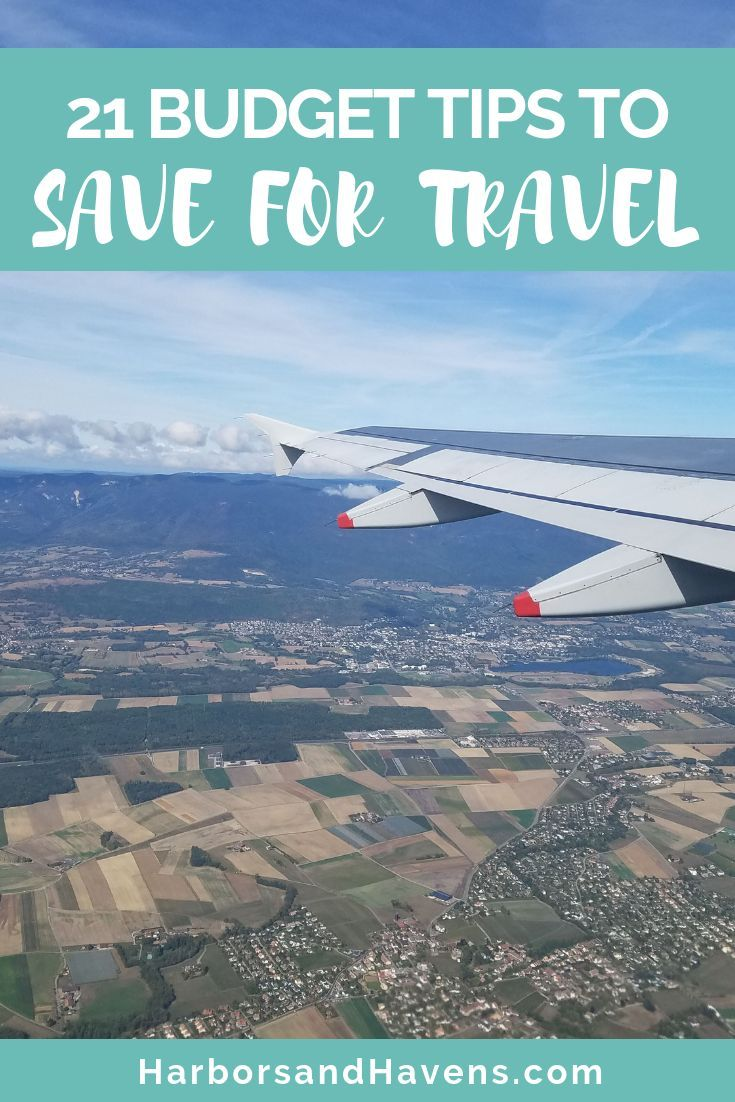 21 Things I Don't Spend Money on to Pay for More Travel — Harbors & Havens