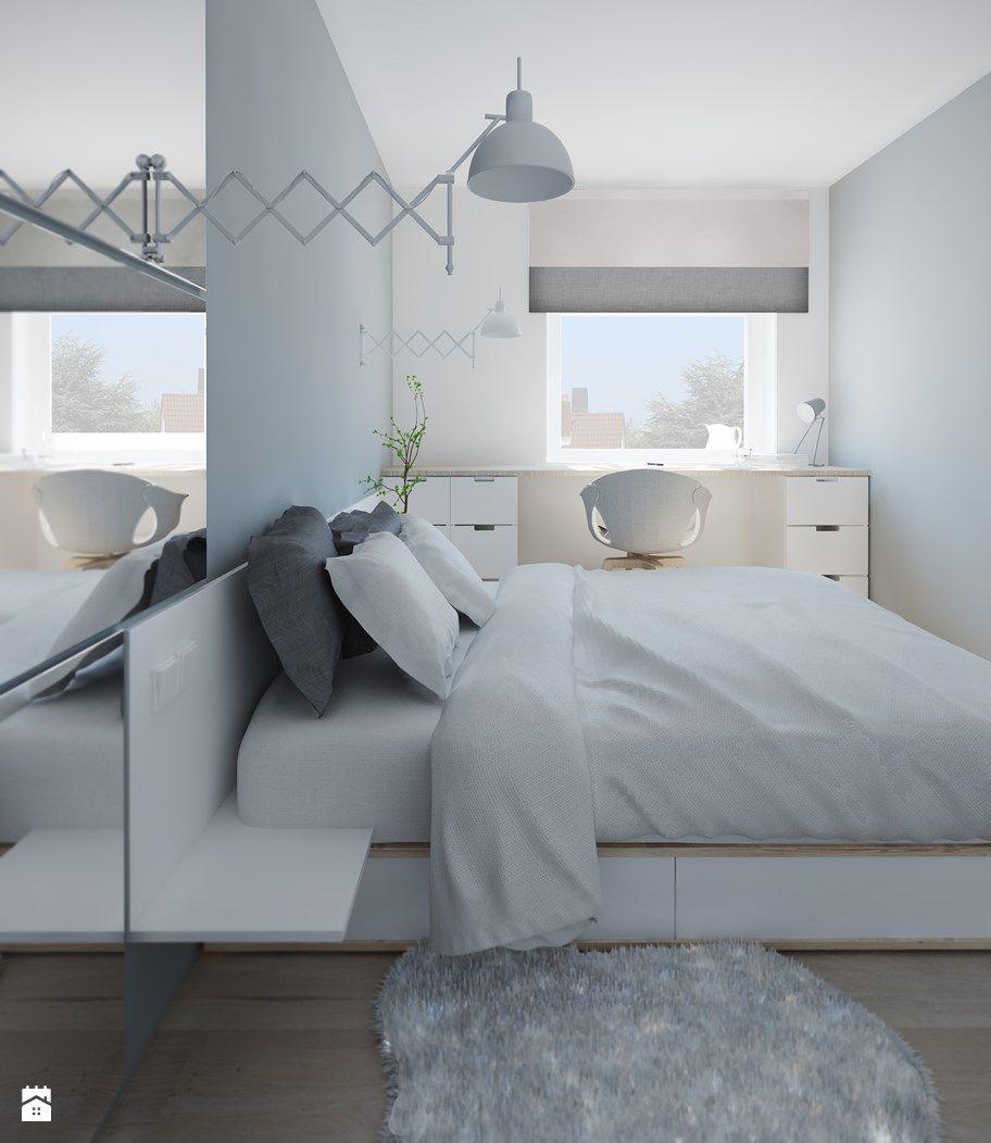 Sypialnia zdjęcie od Karolina Krac architekt wnętrz