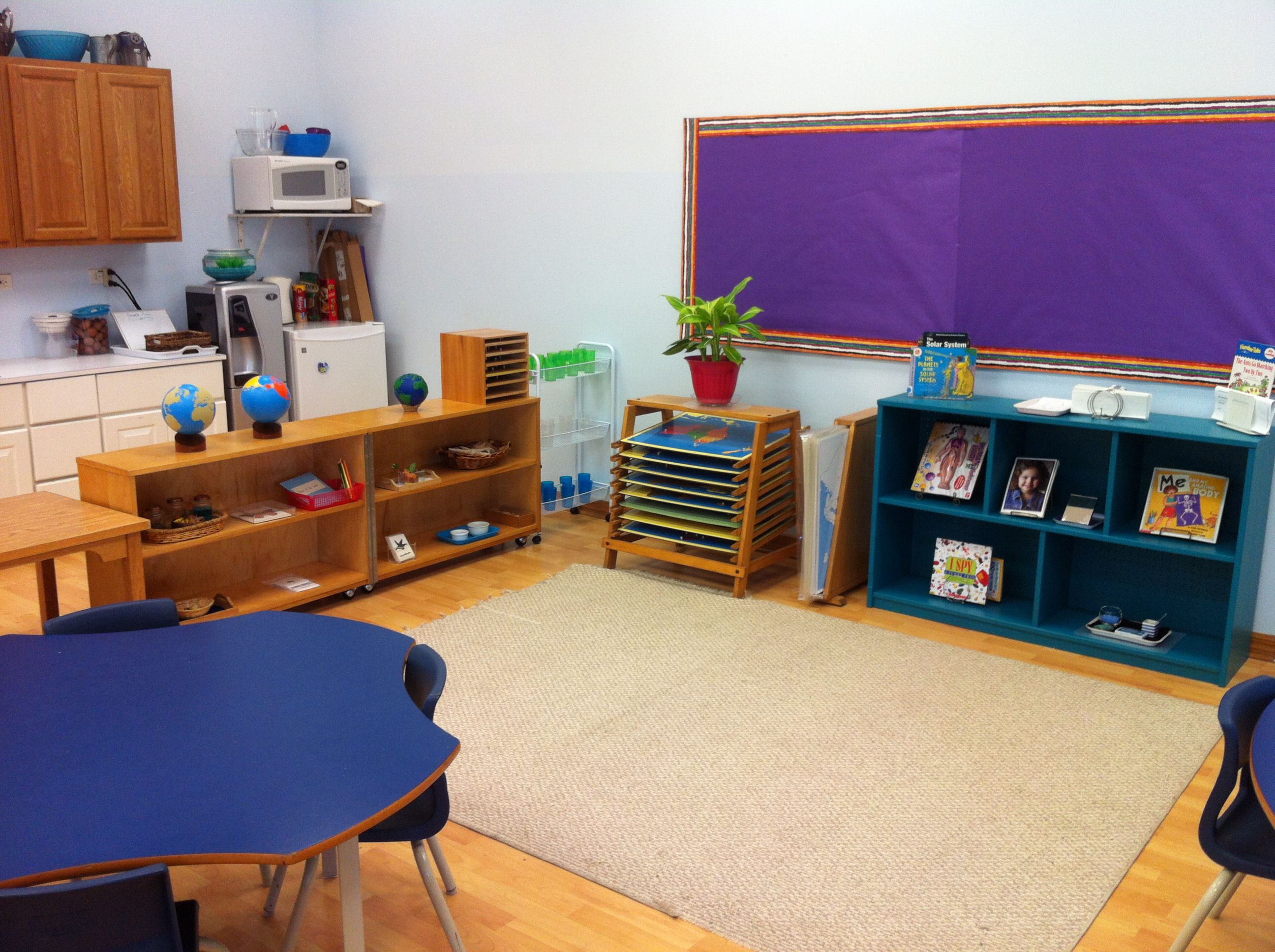 My Montessori Classroom