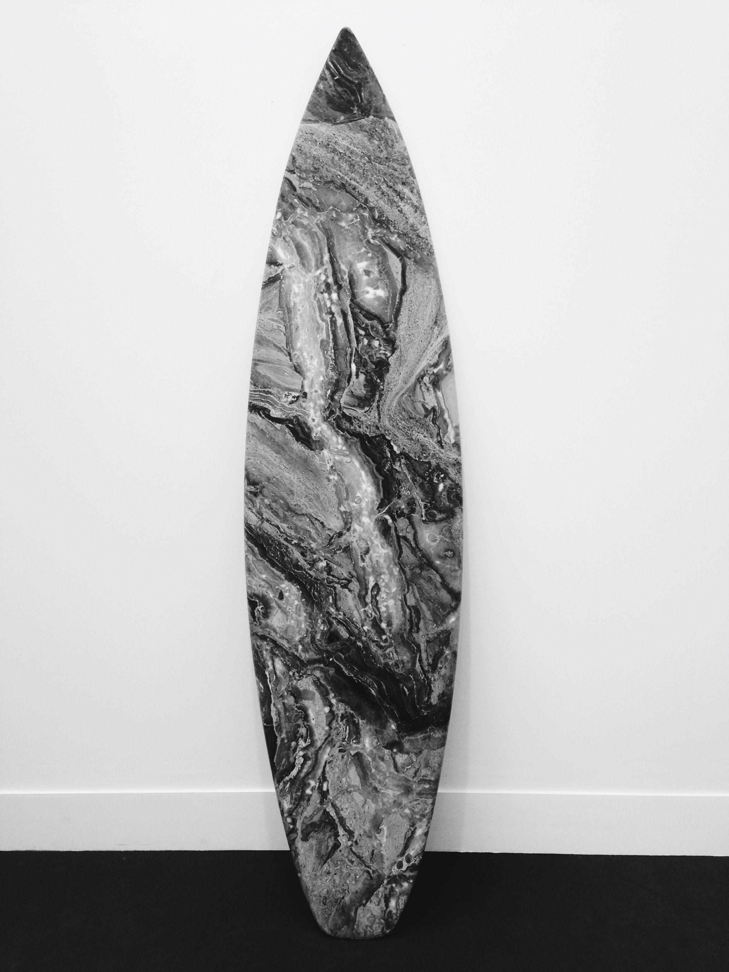 Marble Surfboards By Reena Spaulings