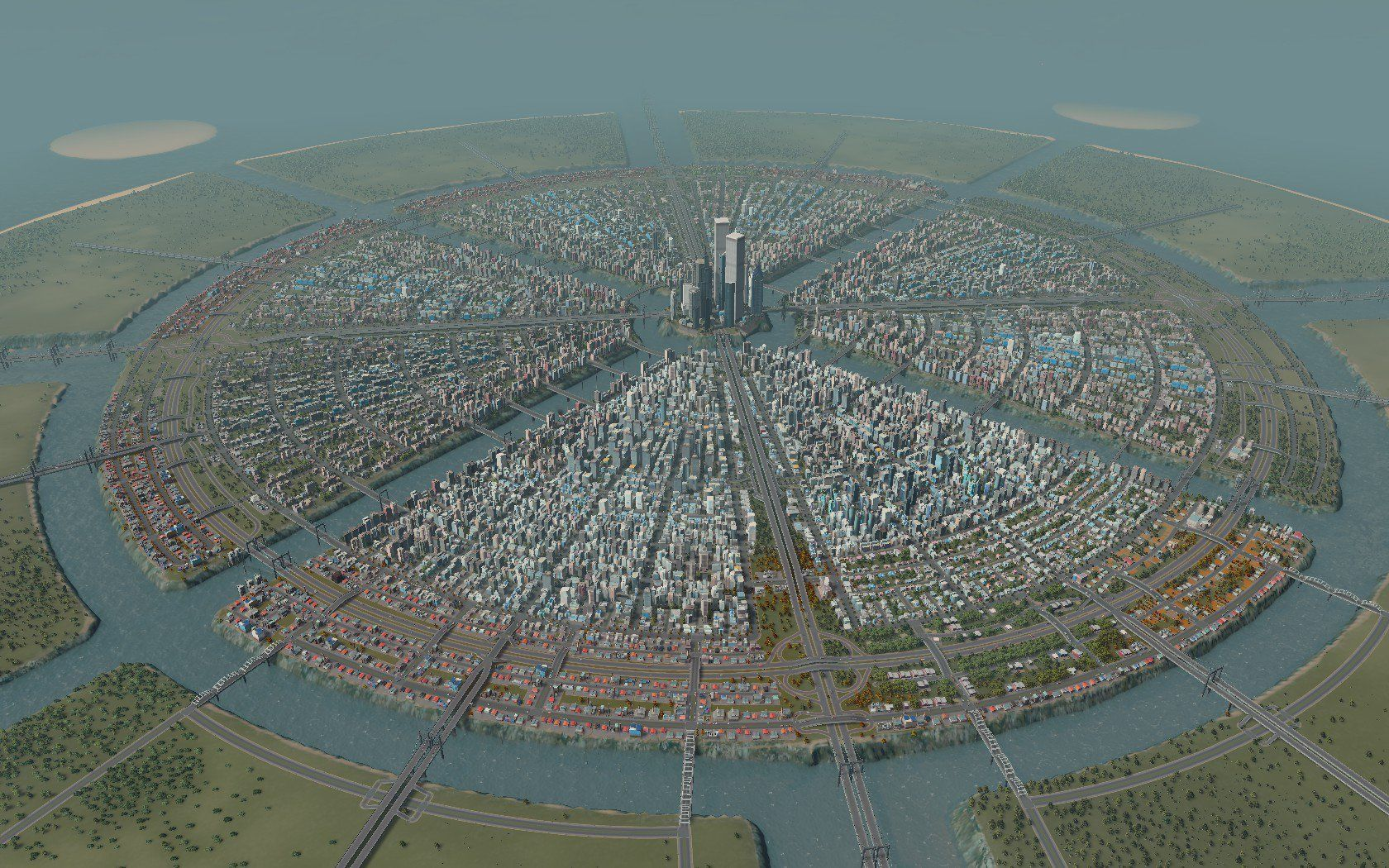 Nearly two years later, Cities: Skylines is almost ready on