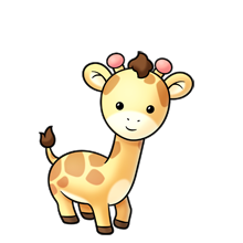 Baby Giraffe Kids Paintings Pinterest Girafes Girafe Dessin